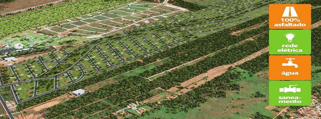 Loteamento Lagoa Seca 3 em Juazeiro do Norte
