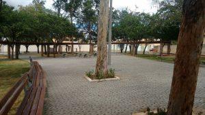 Nova Praça na Lagoa Seca