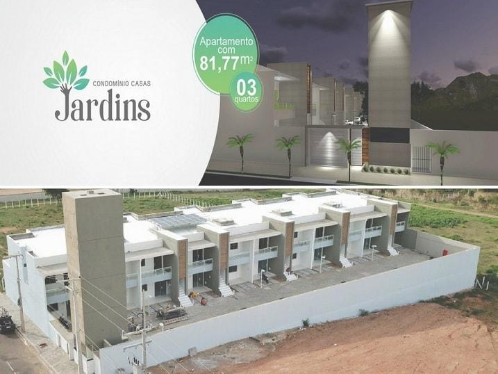 Condomínio Casas Jardins